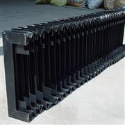 伸缩式方形防阻燃风琴防护罩价格
