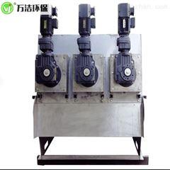 353焦化厂污泥脱水设备  叠螺污泥压滤机