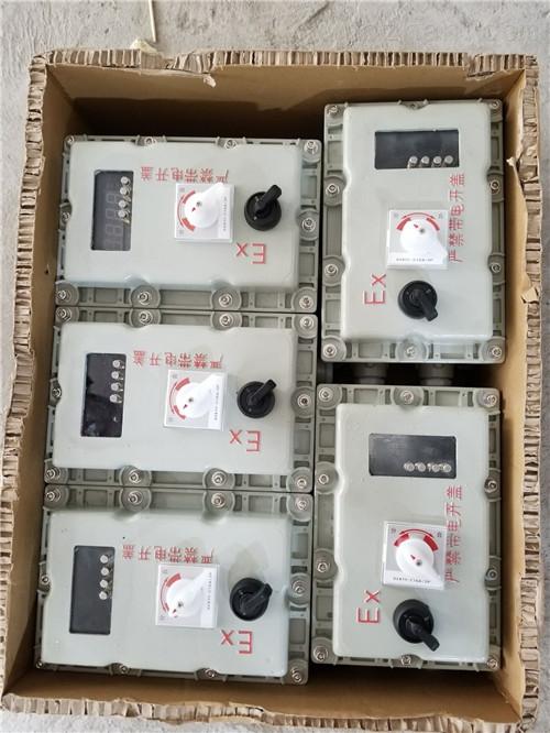 BXJ 300*400防爆接线箱