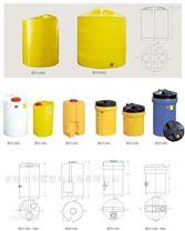 硫酸搅拌桶/PE材质盐酸加药桶