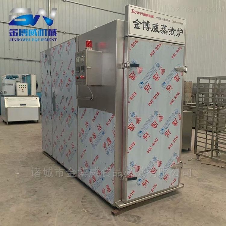千页豆腐蒸箱装置