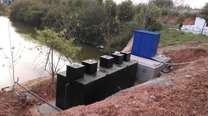 巴中市一体化食品污水处理设备
