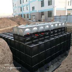 埋地式箱泵一体化恒压给水池