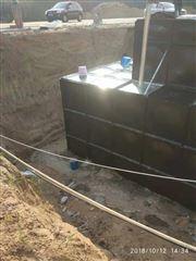 箱泵一体化消防增压水池
