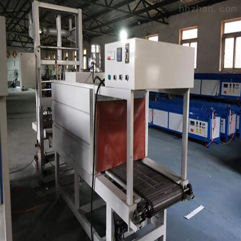 玻璃瓶自动塑封机袖口式热缩包装机供应商