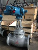 UJ9B41SM防爆型电动柱塞截止阀