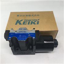 日本TOKIMEC换向阀设置有液控比例节流阀