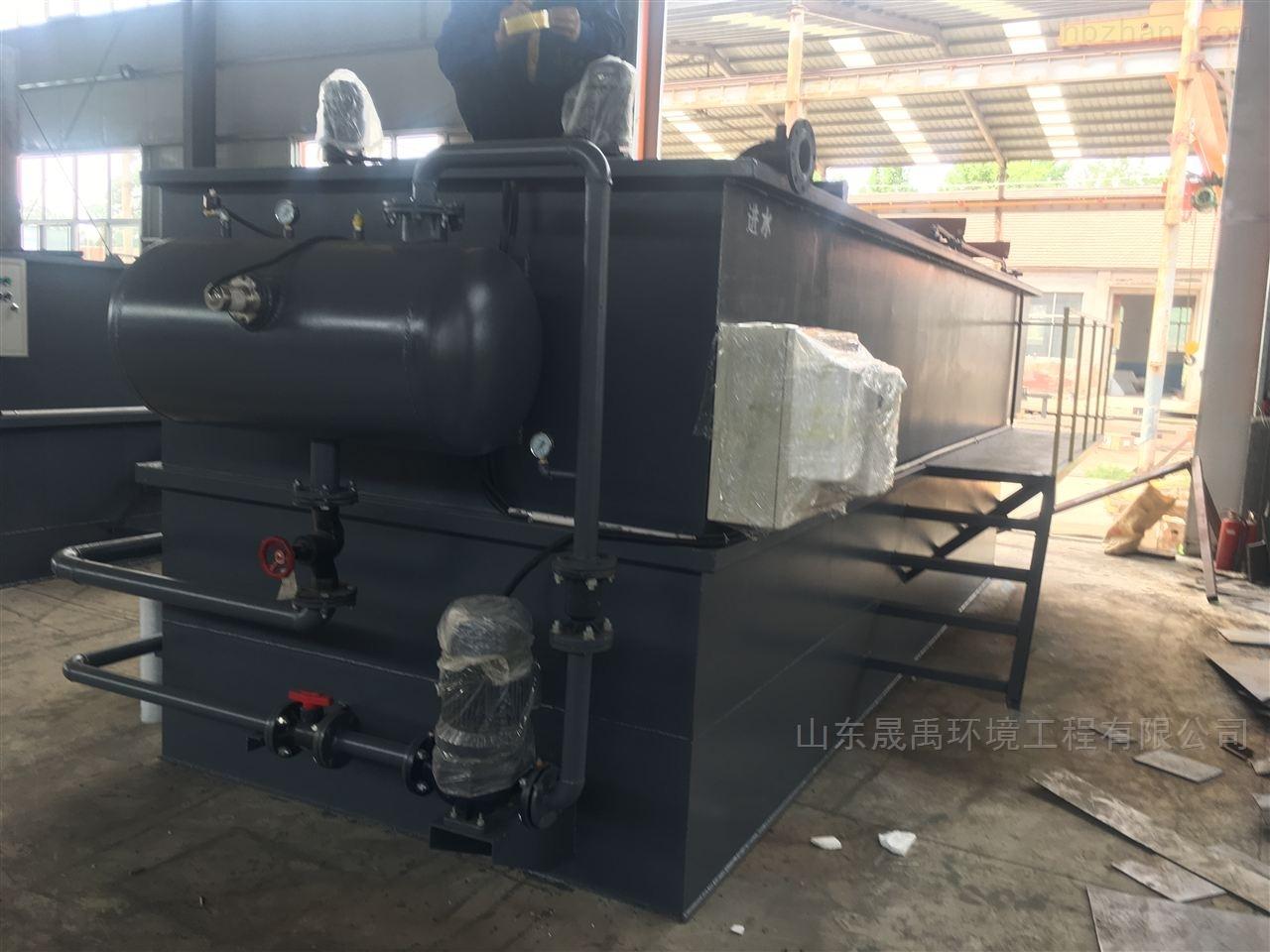 安徽 溶气气浮机工作原理图 源头生产厂家