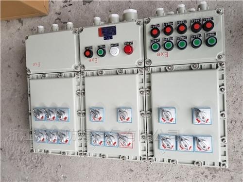 机房水泵防爆控制箱