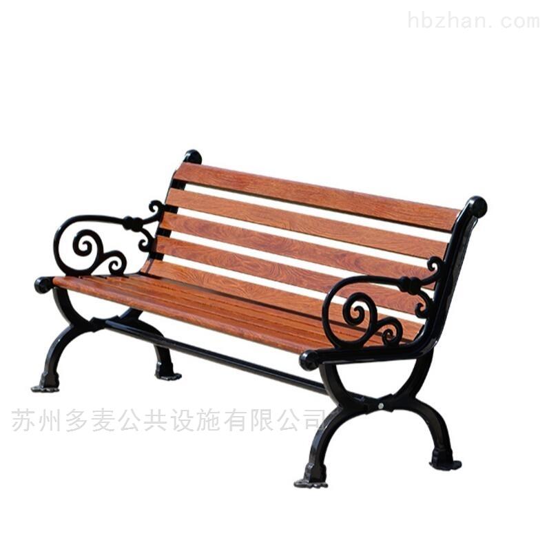 塑木公园椅批发商