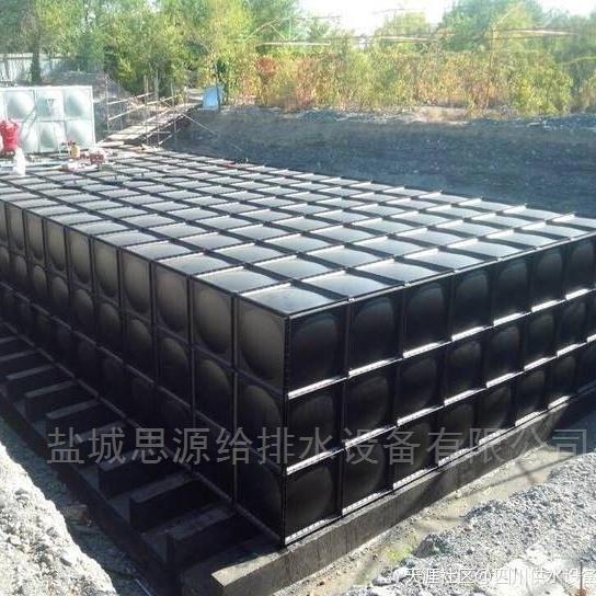 大型地埋式箱泵一体化 BDF成品消防水池