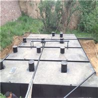 湛江一體化農村污水處理地埋設備
