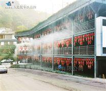 夏天喷雾降温主机 造雾防暑喷雾机降温