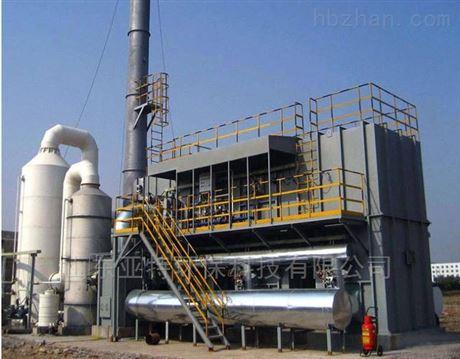 vocs催化燃烧设备供应