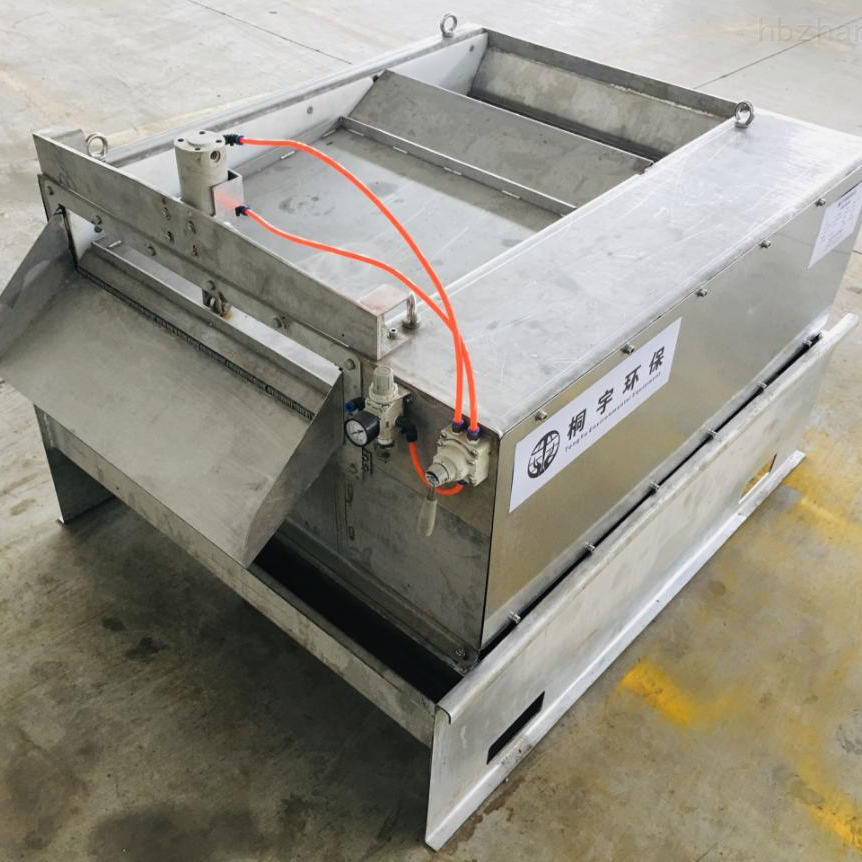 油漆废水处理装置选型