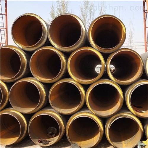 聚氨酯回水保温管生产价格