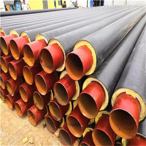 聚氨酯塑套钢保温管价格