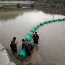 清理淤泥管道浮筒