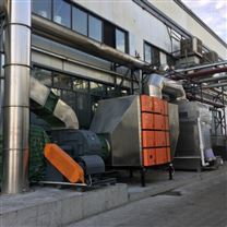 工业油烟净化工程设计