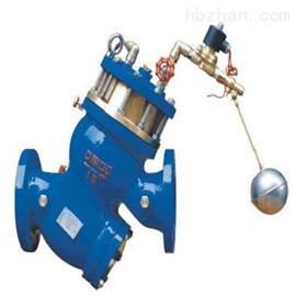 YQ98005水利過濾活塞式電動浮球閥