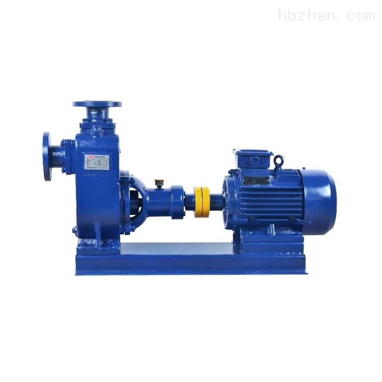 ZX40-6.3-20 清水防腐耐磨离心自吸泵