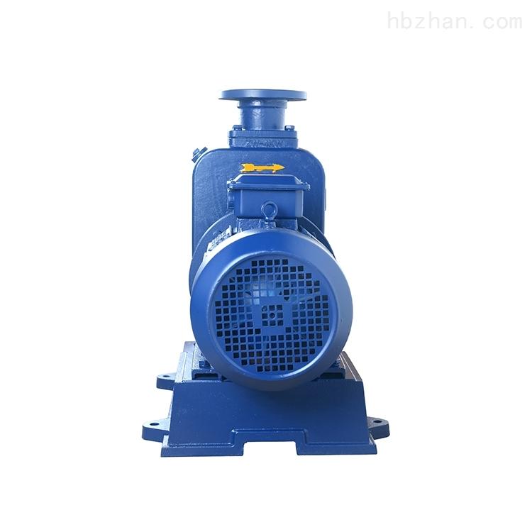 无堵塞排污自吸泵