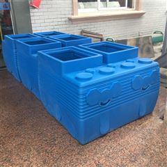 500升PE提成器水箱 滚塑加工