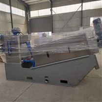 叠螺式污泥脱水机用于养殖屠宰污水固液分离