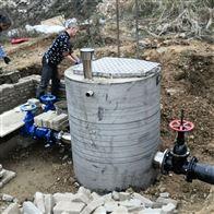 一体化不锈钢预制泵站