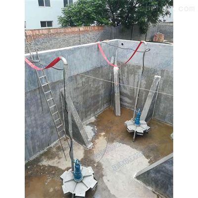 乾坤环保22kw潜水曝气机