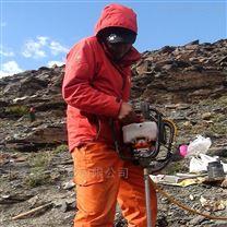 美国绍尔单人背包式岩芯取样钻机