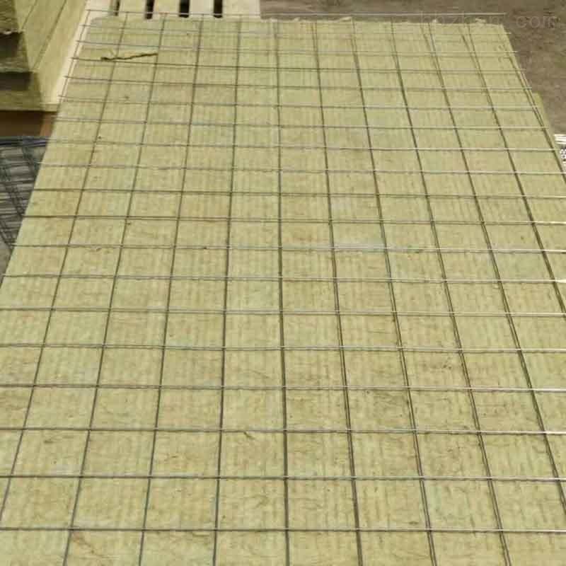 钢网插丝岩棉板直销厂家