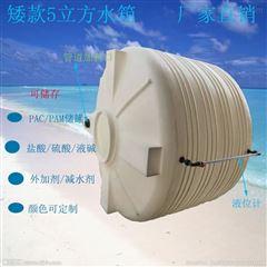 PT-5000L烟台5立方硫酸储罐 耐酸塑料贮罐