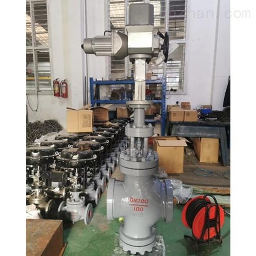 电动双座高压调节阀T965Y-100