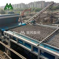锰矿尾泥污水处理过程