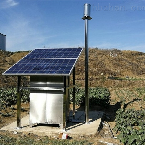 太阳能自控截污装置
