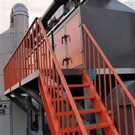 hz-50碳钢活性炭蓄热式催化燃烧设备厂家
