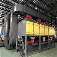 hz-723环振催化燃烧成套设备现场安装