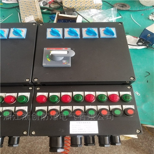 BXD8050-T12K防爆防腐动力配电箱