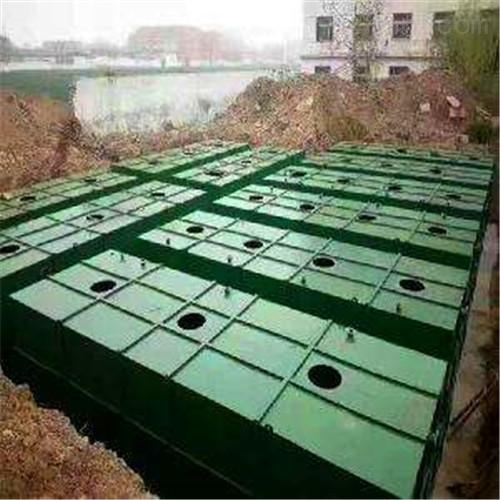 日处理20吨乡镇生活污水处理系统供应