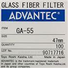 ADVANTEC孔径0.6um玻璃纤维滤膜GA-55
