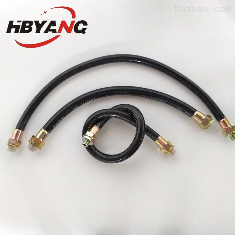 非标定制防爆绕性管橡胶穿线管不锈钢软管