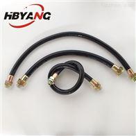 DN15*500  DN20   DN25非标定制防爆绕性管橡胶穿线管不锈钢软管