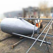 hz-1224环保设备 细微除尘碳钢旋风除尘器