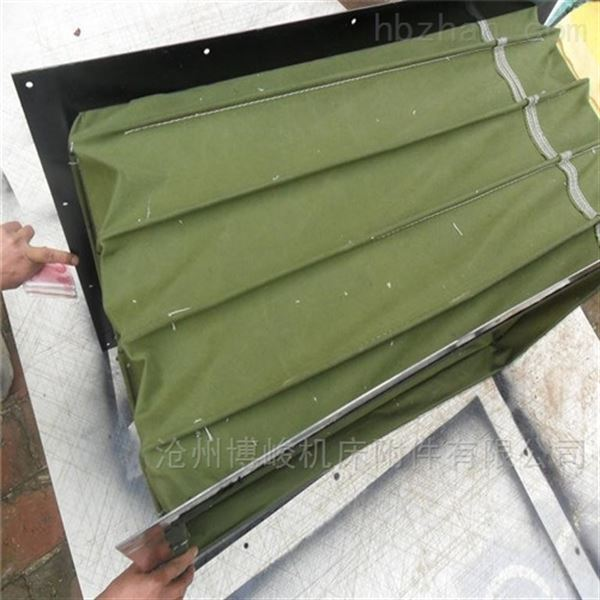 通风防尘软连接厂家制造