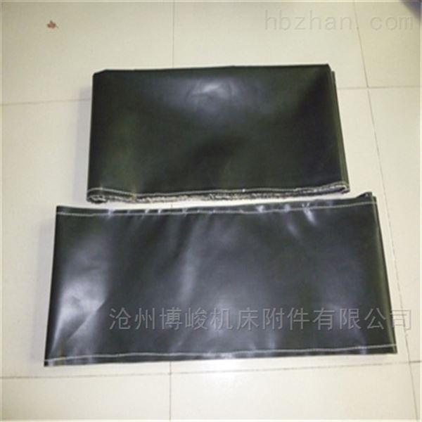 空调除尘通风耐磨橡胶布软连接厂家