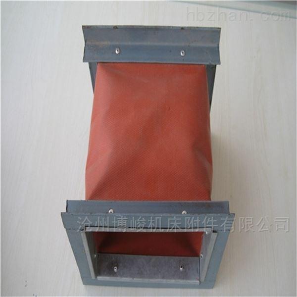淮安环保设备通风除尘帆布软连接