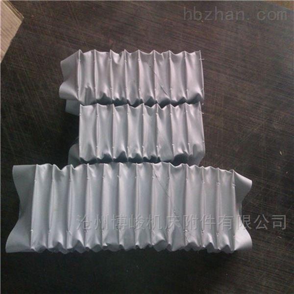 风机排风防尘帆布软连接尺寸定做