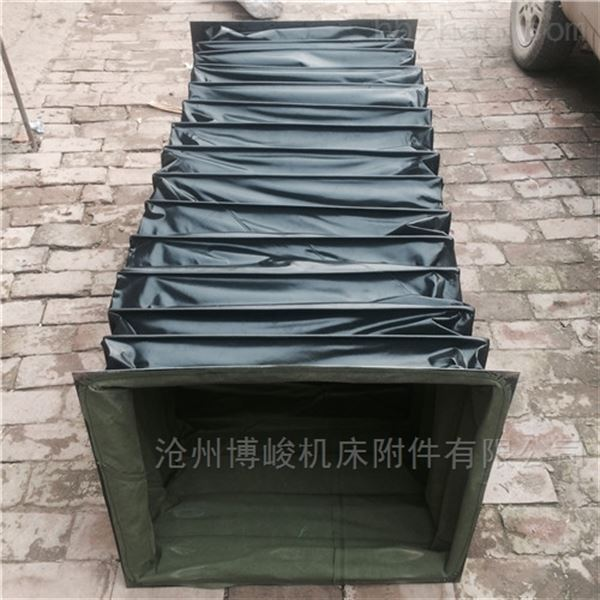 排烟帆布伸缩软连接厂家生产