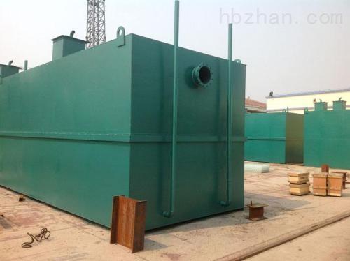 生活污水处理设备维护